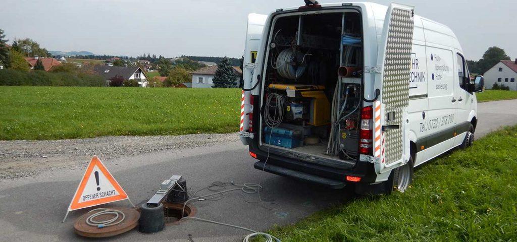 Kanalüberprüfmaßnahmen ABA, Peuerbach 2013-2016